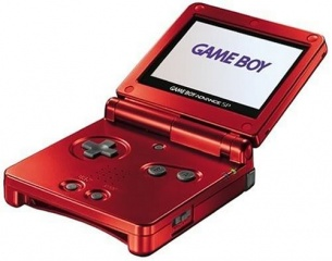 Nintendo Gameboy Advance SP+ 120 игр.